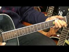 Old School 12 Bar Blues Guitar Lesson #8 Eric Clapton Style Chords EricBlackmonMusicHD - YouTube