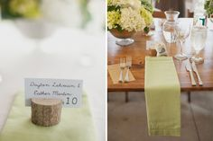 placecards?  food display cards?