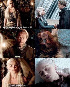 Jorah mormont and daenerys targaryen Game Of Thrones Quotes, Game Of Thrones Funny, Westeros Game Of Thrones, Daenerys Targaryen, Khaleesi, Ser Jorah Mormont, The Things They Carried, Iron Throne, Mother Of Dragons