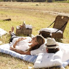 The White Company SS13 Collection #picnic #love