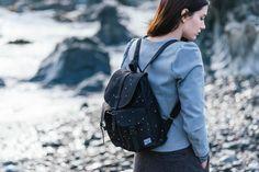 Dawson Women's Backpack – Scattered Black/ Herschel Women Fall Collection 2015