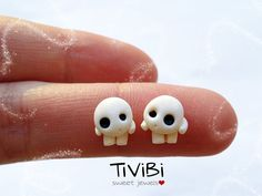 Kodama Studio Ghibli Jewelry Princess Mononoke post by TiViBi