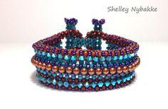 Rolling+in+the+Beads++Bracelet+Tutorial++pdf+by+SturdyGirlDesigns,+$20.00