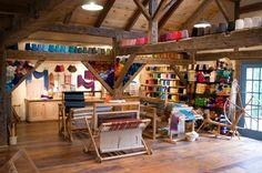 Homestead Fiber Crafts Barn | Heritage Restorations