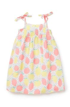 Baby Girls Dresses & Tunics | Citrus Dress | Seed Heritage