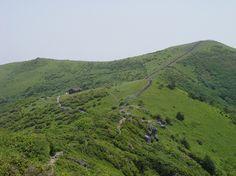 소백산 - 비로봉(Mt. Sobaeksan, Korea)
