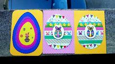 Progetti per Pasqua in corso 😁😍🐰🎀 #chameleonpens #mariannedesign #artemio #washitape #eastercrafting #cardmaking #papercrafts