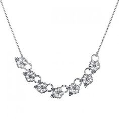 Kalevala Koru / Kalevala Jewelry / Lapin korut -kaulakoru / Lappish Jewelry Necklace / Material: silver