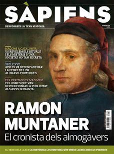 Novetat maig 2015 - Sàpiens 156 (de juny) - Ja la podeu trobar a #Bibliolloret #revistes