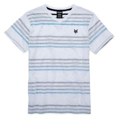 Zoo York® Striped V-Neck Tee - Boys 8-20  found at @JCPenney