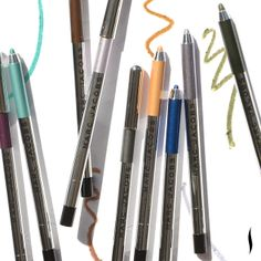 Children of the '90s, rejoice: Gel pens are back, and this time they're made for grownups! #Sephora #Eyeliner