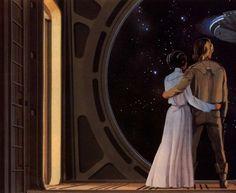 Luke and Leia - Luke and Leia Fan Art (23946914) - Fanpop