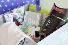Si parla di noi nel blog Muffins, cookies e altri pasticci... {Tips 4 Moms}: Nonabox Agosto 2014