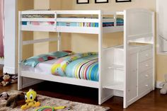 Save Your Children With Low Profile Bunk Beds For Kids