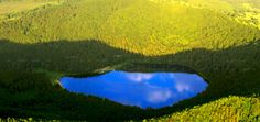lac Sfanta Ana - lac vulcanic