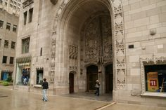 Image result for Tribune Tower