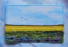 """Art Quilts Landscapes 