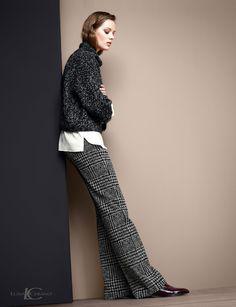 LUISA CERANO Kollektion Herbst/Winter 2015 – Look17 #fashion #HW15