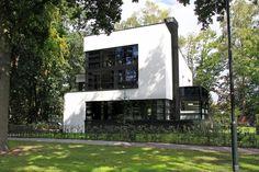 MAAS ARCHITECTEN BV (Project) - Villa in de Parken, winnaar publieksprijs de Stentor - architectenweb.nl