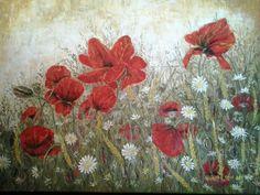 More paintings in oil