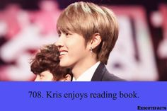 EXO Facts #708 ♥