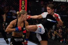 Cyborg is good for women's MMA | Fighting Words...