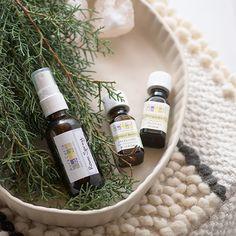 Room Spray with Bergamot and Juniper Berry Essential Oils