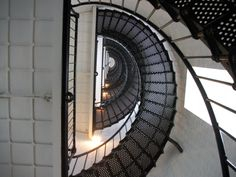 Stairs to Lighthouse