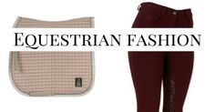 Plum Perfect Fall Equestrian Outfit