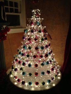 Christmas Martini tree