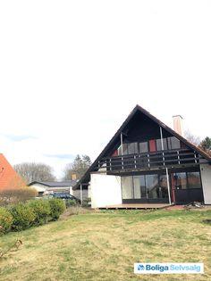 Lyngdalen 1, 8800 Viborg - Velbeliggende villa med mange muligheder i Overlund tæt ved Nørresø #villa #viborg #selvsalg #boligsalg #boligdk