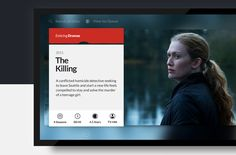 This case study explores the design of the set top experience through the lens of Netflix. How can TV users navigate listings and find titles more easily than they currently do?
