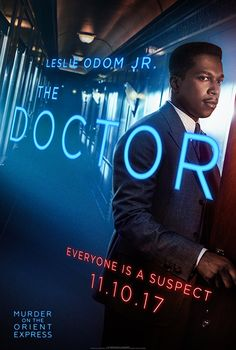 Leslie Odom Jr. is The Doctor