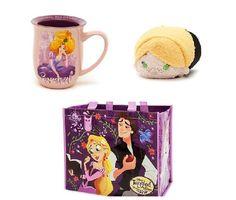 Gewinnspiel: wir verlosen 3 tolle Fanpakete zu Disneys Rapunzel - Für immer verföhnt! Zum Teilnahmeformular: