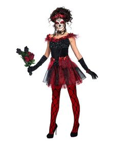 Sugar Skull Costume Set - Women by Goddessey