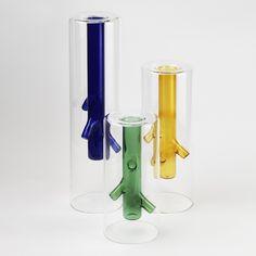 Giorgio Bonaguro : Roots Vases
