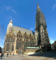 Stephansdom - Vienna, Austria
