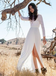 Nightcap Angelic Gown at Free People Clothing Boutique