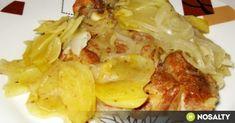 Óbécsi tarja recept képpel. Hozzávalók és az elkészítés részletes leírása. Az óbécsi tarja elkészítési ideje: 65 perc Cauliflower, Macaroni And Cheese, Cabbage, Curry, Pork, Cooking Recipes, Food And Drink, Chicken, Vegetables