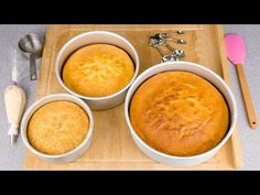 How to Make a Wedding Cake: Baking and Frosting (Part 1) from Cookies Cupcakes and Cardio - YouTube