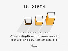 Design elements and principles – Learn Web Design, Design Basics, Slide Design, Layout Design, Logo Design, Typography Love, Elements And Principles, Design Theory, Church Design