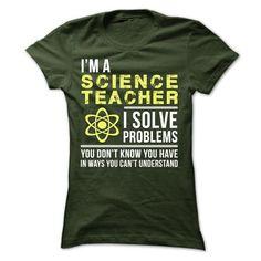 Science Teacher  - #shirt diy #workout tee. LOWEST PRICE => https://www.sunfrog.com/LifeStyle/Science-Teacher--24145823-Ladies.html?68278