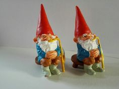 David de Kabouter: David rookt David the Gnome: David smoking