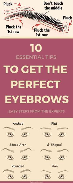 The most challenging part in grooming your eyebrows is the filling in part. This procedure will make your eyebrows look more natural and thicker. If your hair is darker than your eyebrows, make sure you use an eyebrow dye which is darker.