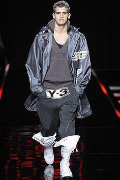 Y-3 Fall 2007 Menswear