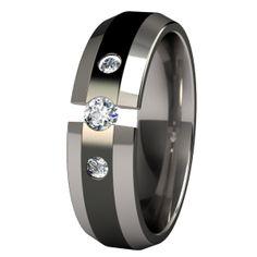 Coolest mens wedding rings