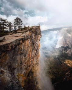 Yosemite (California) by Gabe Rodriguez (@831gaberodriguez) on Instagram