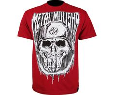 FightStyle.net » Blog Archive » Nick Diaz Metal Mulisha Signature Series T-Shirt