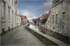 One of last week Brugge by Patrick Desmet on 500px