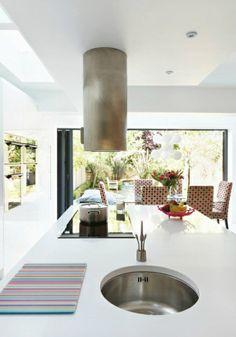 techo blanco con brillo suelo blanco glossy papel de pared rosa papel de pared bandera inglesa mural de pared bandera inglesa muebles blanco...